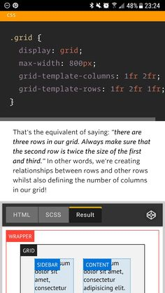Does CSS grid replace flexbox to make grids in HTML? Simple Web Design, Creative Web Design, Web Design Tips, Web Design Tutorials, Design Strategy, Learn Coding Online, Css Cheat Sheet, Css Programming, Coding Websites