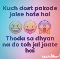 Crazy friendship quotes hilarious my friend Ideas Morning Quotes For Friends, Best Friend Quotes Funny, Funny Attitude Quotes, Best Friend Jokes, Funny Status Quotes, Funny Quotes In Hindi, Childhood Friendship Quotes, Childhood Memories Quotes, Real Friendship Quotes