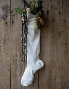 The stockings were hung...