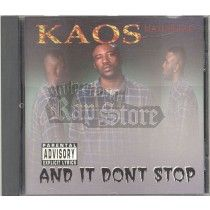 kaos - and it don't stop