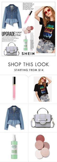 """shein contest"" by upaljac ❤ liked on Polyvore featuring Sea, New York, Mario Badescu Skin Care and LunatiCK Cosmetic Labs"