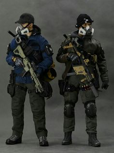 This would be me and my mate during an apocalypse. The Division Cosplay, Character Concept, Character Art, Logo Image, Military Action Figures, Future Soldier, Tac Gear, By Any Means Necessary, Military Gear