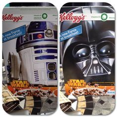 I find your lack of cereal ...disturbing. by billiambabble