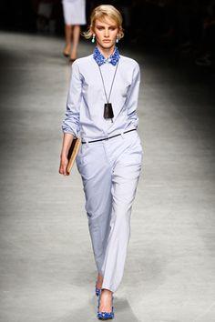 No. 21 #fashionweek