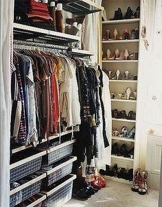 nice big closet