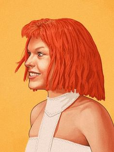 Fifth Element - Mike Mitchell Pop Surrealism