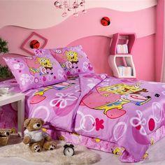 Gambar Ide Dekorasi Kamar Anak Bertema SpongeBob Pink » Gambar 7