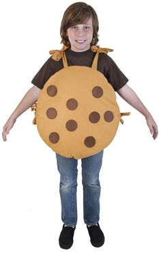 Child Cookie Costume Small 46 -- Learn more evaluations of the product by seeing the web link on the photo. (This is an affiliate link). Best Kids Costumes, Food Halloween Costumes, Unique Costumes, Girl Costumes, Halloween Party, Children Costumes, Costume Ideas, Toddler Cookies, Cookie Costume