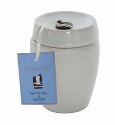 "Duftkerze ""LUXE CANDLE"" im Keramikgefäß, white tea & ginger Shops, Candles, Tea, Home Goods, High Tea, Tents, Candle Sticks, Teas, Candle"
