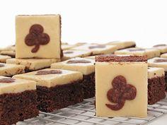 St. Patrick's Day Irish Brownie Bombs
