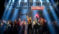 Is #SouthPacific or #LesMiserables your #1 #TonyAward winning musical? Tell us in a #top10: http://10li.st/1ixIezF
