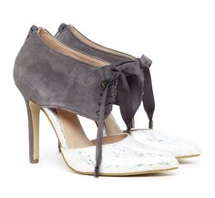 I would wear this but maybe once, but these shoes are beautiful! lol