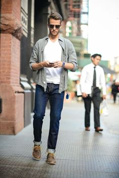 40 Classic Outfits For Men to Try in 2016 - Stylishwife