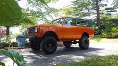 1972 International Scout II custom