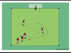 Master Your Finishing Skills With These Soccer Drills - YouTube