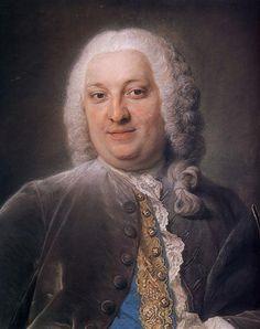 Jacques Louis Francois Roussel, Marquis de Courcy - Морис Кантен де Латур