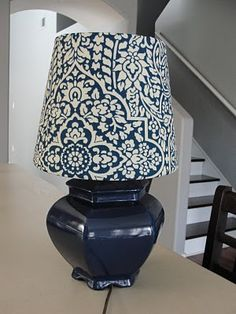 Re-do lamp shades. This site has tons of step by step redo projects Lamp Shades, Light Shades, Lampshade Redo, Coving, Old Lamps, Skin Makeup, Sewing Crafts, Lighting Ideas, Projects