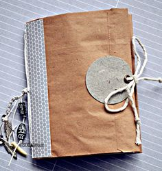 SODAlicious: how to make this journal. Great photos.