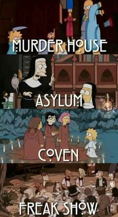 ahs, american horror story, covenYou can find American horror stories and more on our website. Horror Movie Posters, Evan Peters, Tate And Violet, American Horror Story Coven, Ahs Cast, Retro Poster, Ange Demon, Sailor Moon Manga, Horror Show