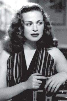 Hind Rostom  Egyption Actress