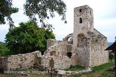 Szent Balázs templomrom (Szentantalfa)