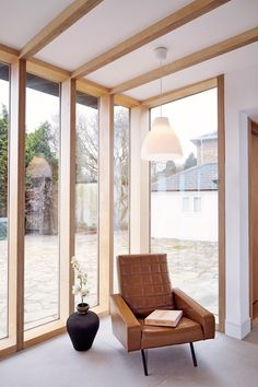 Selleney Cottage von TDO - Home Inspiration - - Anbau Ideen - House Extension Design, House Design, Brick Extension, Interior Architecture, Interior Design, Wooden Windows, House Extensions, Home Additions, Cottage Homes