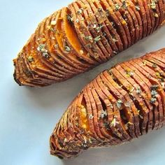 Hasselback Sweet Pot