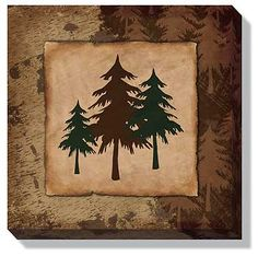 Pine Themed Art | Wild Wings