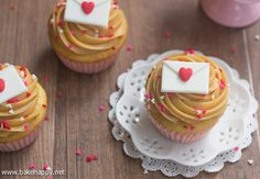 01 - Love Letter Cupcakes