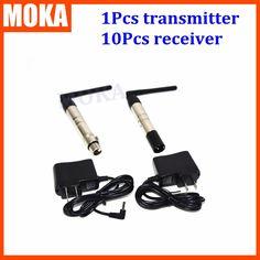 11pcs/lot  wireless dmx transmitter and receiver wireless dmx uplight wireless dmx 512 transmitter for par light #Affiliate