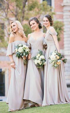 00fd3dd5498 Our Bridesmaids — The Bridal Shoppe. Sorella Vita Bridesmaid DressesSpring  ...