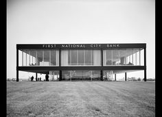 Ezra Stoller's Photographic Prints of Landmarks of Modern Architecture (PHOTOS)
