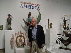 The Heckscher Museum of Art celebrates the whimsical 'Richard Gachot's America' | weberlifedesignspeaks.com