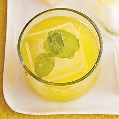 Pineapple Agua Fresca Recipe   MyRecipes.com Mobile