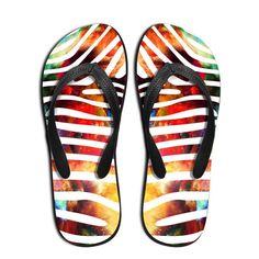 2fa0b7a6714 Multi Gas Flip Flops. Beach SandalsWomen s Shoes SandalsRubber Flip  FlopsSimple ManHot ShoesSummer ...