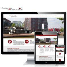 www.zuidveanadvocatuur.nl - Zuidvean Advocatuur is gespecialiseerd in ondernemingsrecht, corporate litigation, belastingrecht, en arbeidsrecht, gevestigd in hartje Almelo in de Javatoren bij het station. Weppster ontwikkelde de huisstijl en website.