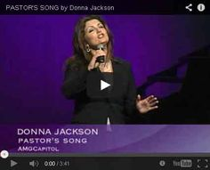 Pastor's Song by Donna Jackson You answered the call and obeyed God's command He sent you here, we know you're in His hands Your message from the Word, touches our very soul We've seen your faithfulness and we want you to know Pastor, we love you, we appreciate all you do And God sees the …