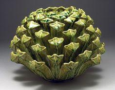 green - ceramic - Kate Malone