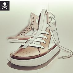 Concept Footwear by Mr Bailey at Coroflot.com #id #product #sketch