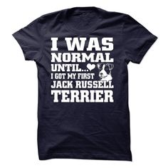Jack Russell Terrier T-Shirts, Hoodies. Get It Now ==►…
