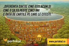 Te ajutăm să devii ceea ce îți dorești! Accesează http://portokal.ro/ și alege cartea potrivită pentru tine! #Portokal #TopBooks #Develop