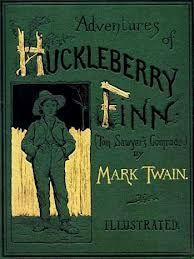 Mark Twain. LAS AVENTURAS DE HUCKLEBERRY FINN.   No sabréis quién soy yo si no habéis leído un libro titulado  Las aventuras de Tom Sawyer,  pero no im-  porta. Ese libro lo escribió el señor Mark Twain y contó la verdad, casi siempre. Algunas cosas las exageró,  pero casi siempre dijo la verdad.