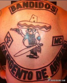 BANDIDOS MC GALLERY