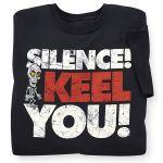 Jeff Dunham Silence T Shirt