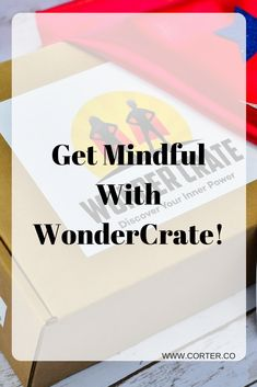 WonderCrate is an amazing subscription service for kids! Come on over to the blog to learn more!