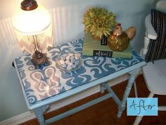 Great before and after photos of repurposing furniture projects!