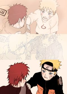 I wish that one day I can be needed by someone... (Gaara)