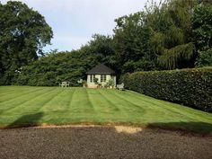 Octagonal Summer House, Putt Putt, Log Cabins, Pitch, Beats, Lawn, Garden Design, Chill, Golf Courses