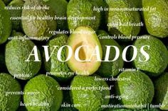 Avocados can help better management of blood glucose in people with diabetes