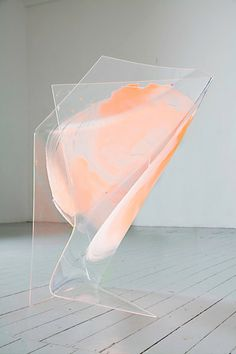 Berta Fischer || It's hard to believe this is even a piece of furniture. So absolutely stunning—may never sit on it!
